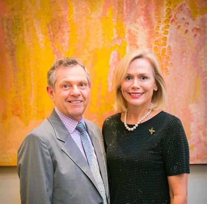 Philip Bacon and Catherine MacMillan